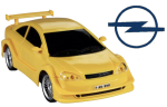 *BGH on Opel Autec: Opel Logo On Toy Car No Indication Of Origin