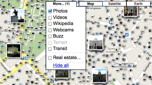 It Is However Interesting To See That Panorimo And Google Maps Street